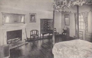 Virginia Mount Vernon Home Of George Washington The River Room Albertype