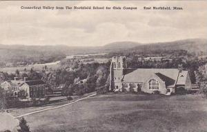 Massachusetts East Northfield Girls School Connecticut Valley View From Campu...