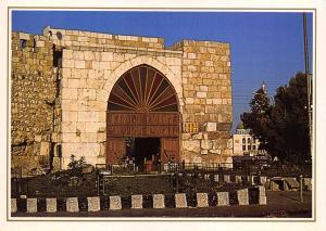 Syria Postcard, Damascus - Bab Tuma, Middle East U19