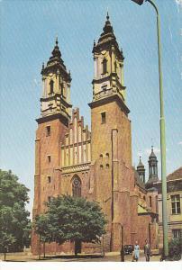 Poland Warsaw Bazylika archikatedralna - gotycka