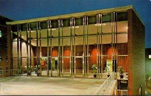 New York Rochester Elizabeth Hoyt Hall Entrance University Of Rochester