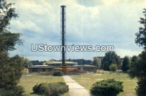 Nuclear Reactor Bldg in Raleigh, North Carolina