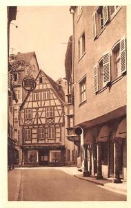 Colmar France Rue Merciere Colmar Rue Merciere