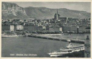 Geneva Switzerland general view