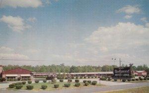 LUMBERTON , North Carolina , 1950-60s ; Redwood Motor Lodge