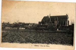 CPA CLÉRY-Vue de CLÉRY (264515)
