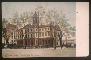 City Hall (Old State House), Hartford, Conn. 1908 United Art Publishing Co. 562