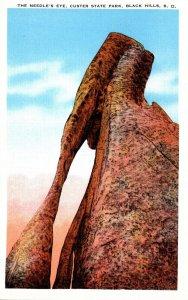 South Dakota Black Hills Custer State Park The Needle's Eye