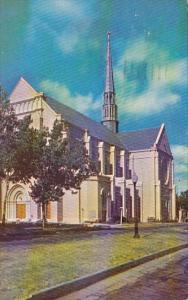 Broadway Baptist Church Fort Worth Texass 1954