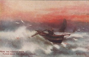 AS: What are the Wild Waves Saying?, 1900-10s ; TUCK 2826