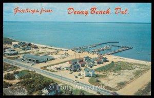 Greetings from Dewey Beach