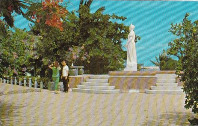 Aruba Oranjestad Wilhelmina Park