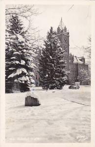 RP, Main Hall, University Of Montana, Missoula, Montana, PU-1960