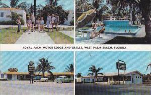 Florida West Palm Beach Royal Palm Motor Lodge &  Grill