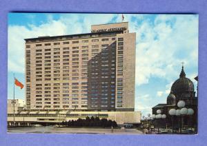 Montreal, Quebec, Canada Postcard, Queen Elizabeth Hotel