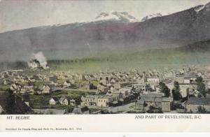 REVELSTOKE , B.C. , Canada , 1900-10s ; & Mt. Begbie