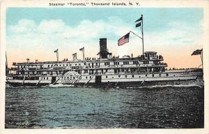 10898  S.S. Toronto  Dominion Line