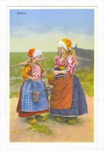 Two Girls , MARKEN , Netherlands, 00-10s