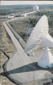 Mill Village NS Canada -Canada's first satellite earth station 1960s