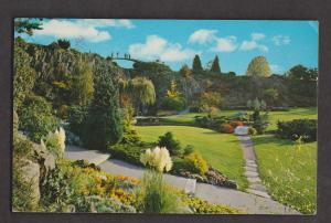 Queen Elizabeth Park, Bridge View, Vancouver, BC - Unused c1965