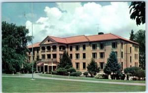ORISKANY, NY  The Infirmary EASTERN STAR HOME ca 1960s Fraternal Postcard