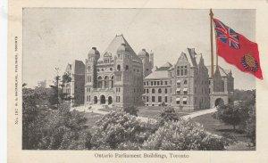 TORONTO, Ontario, Canada, 1900-10s ; Parliament Buildings