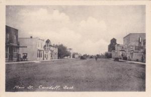 Main Street , CARNDUFF , Saskatchewan , Canada , 00-10s