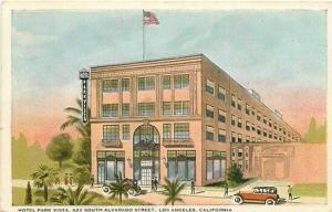 CA, Los Angeles, California, Hotel Park Vista, Neuner Corporation