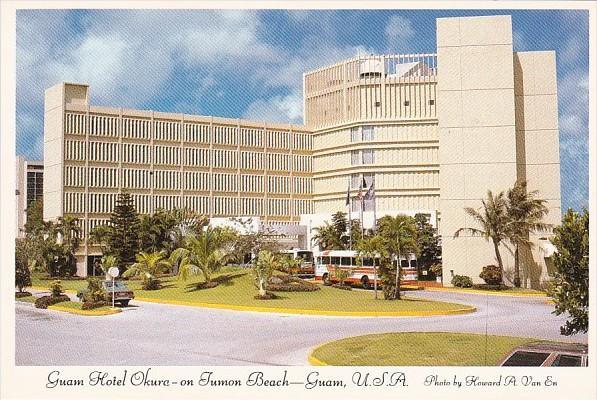 Guam Hotel Okura On Tumon Beach