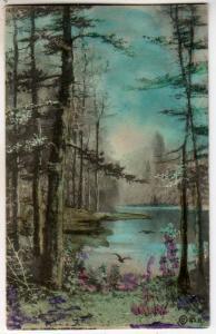 Landscape - Water Color