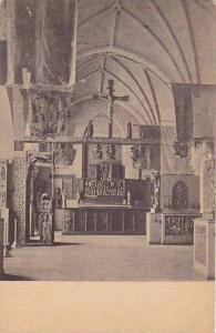 Interior-Church, Helsinki, Finland, 1900-1910s