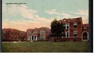 AKRON, Ohio, PU-1914; Children's Home