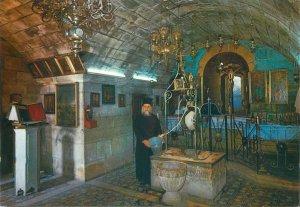 Post card Jordan Nablus Jacob's well