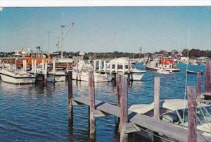 Massachusetts Cape Cod Osterville Harbor