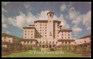 Broadmoor Hotel - Colorado Springs, Colorado