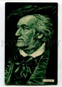 3120610 WAGNER German conductor COMPOSER vintage RARE PC