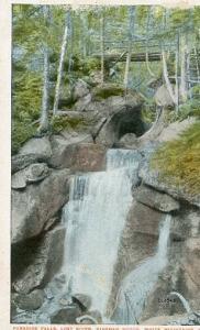 NH - Kinsman Notch, Paradise Falls, Lost River