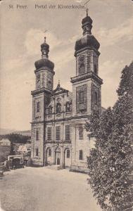 Sankt Peter , district of Breisgau-Hochschwarzwald, Baden-Württemberg, Germa...