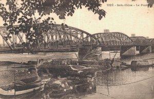 Vietnam Cochinchina Hue Le Pont 06.75