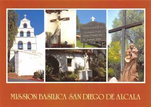 Mission Basilica - San Diego, California