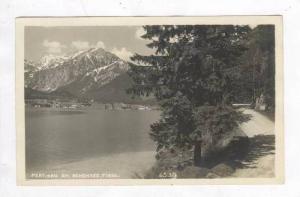 RP  Pertisau am Achensee, Tirol, Austria, PU-1928