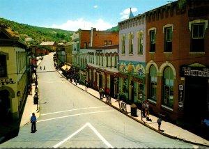 Colorado Central City Main Street
