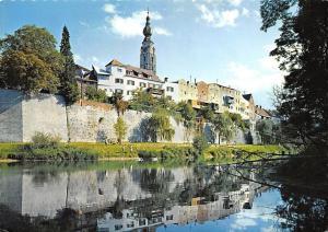 Romantische Altstadt Braunau am Inn Vogel Birds River