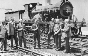 UK - England, Appledore. Ashford No. 11 Train   *RPPC