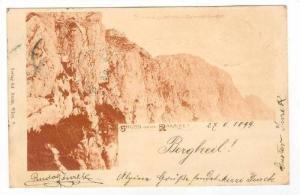Gruss von der Raxalfe!, Austria, PU-1899