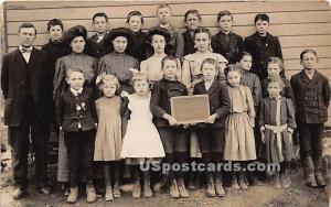 Hertzler's School Nov 19, 1908, P.M. Derry Church -pa_qq_9358