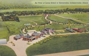 Lewis School of Aeronautics , LOCKPORT-JOLIET , Illinois , 30-40s