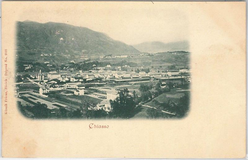 SWITZERLAND - Vintage Postcard - TICINO:  Chiasso