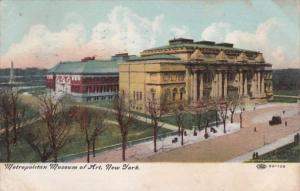 New York City Metropolitan Museum Of Art 1909