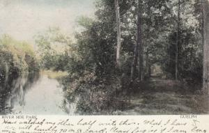 GUELPH , Ontario , Canada , PU-1907 ; Riverside Park